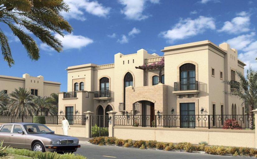 ميزات الفلل في المجمعات السكنية في دبي