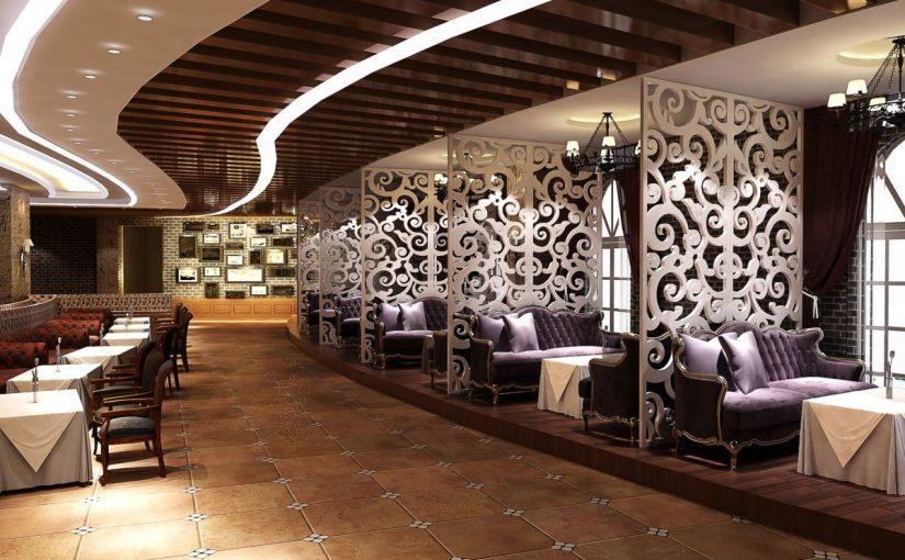 التغييرات الحديثة على تصاميم المطاعم الإماراتية